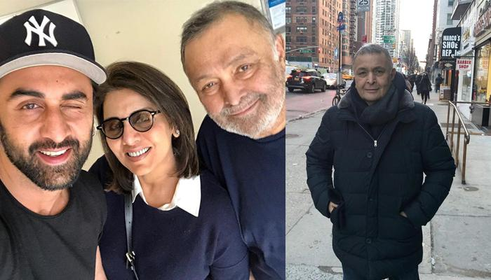Rishi Kapoor Confirms His Month Of Return After Battling Cancer, To Celebrate 67th Birthday In India