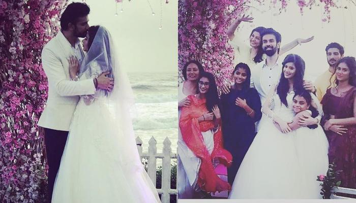 Rajeev Sen And Charu Asopa Engagement In Goa, She Bonds With 'Nanad' Sushmita Sen And Her Daughters
