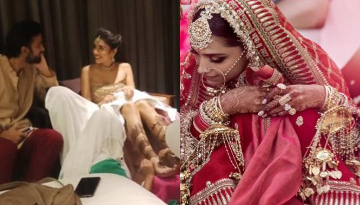 Charu Asopa's 'Mehendi' Has A Unique Connection With Deepika Padukone's Bridal Avatar, Video Inside