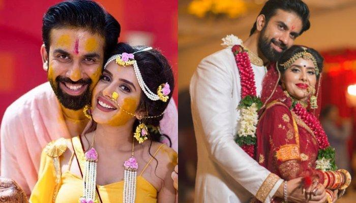 Exclusive! Unseen Pictures And Videos From Charu Asopa And Rajeev Sen's Pre-Wedding And Wedding
