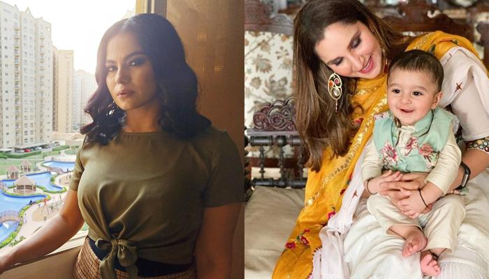 Veena Malik Is Worried About Sania Mirza's Baby After Her Video Went Viral, Here's How Sania Reacted