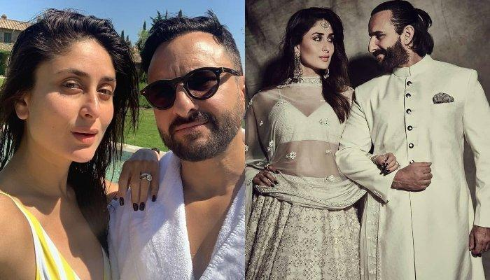Saif Ali Khan And Wife, Kareena Kapoor Khan To Work Together On A Same Project After 5 Years?