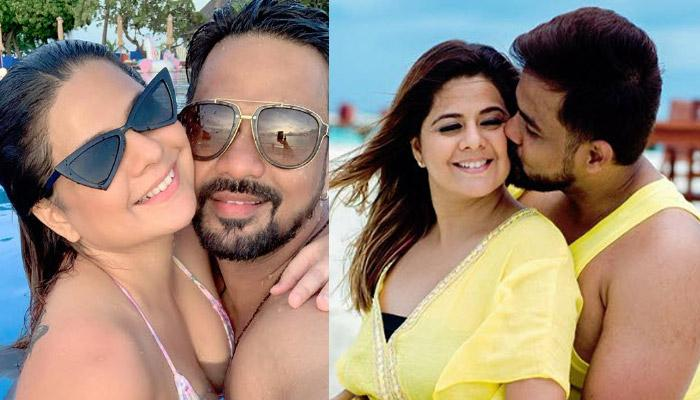 Rucha Gujrathi And Hubby Vishal Jaiswal Are Enjoying Their Maldives Vacation To The Core (Pictures)