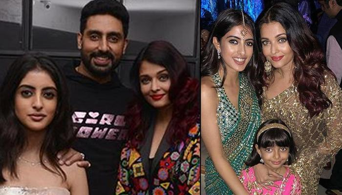 Aishwarya Rai, Abhishek Bachchan And Aaradhya Spend Quality Time With Navya Naveli Nanda In New York