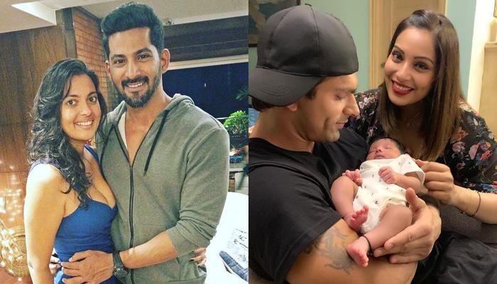 Karan And Bipasha Basu Visit Vivan And Nikhila's Newborn, Netizens Ask About Their Family Planning