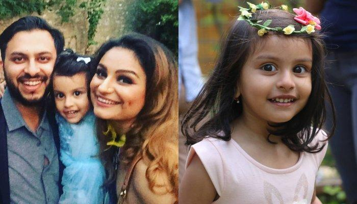 Dimpy Ganguly Posts A Heartfelt Birthday Wish For Baby Daughter, Reanna As She Turns 3 Years Old