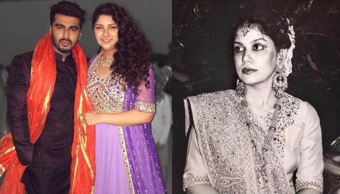 Arjun Kapoor Draws An Uncanny Resemblance Between Sister, Anshula Kapoor And Mom, Mona Kapoor