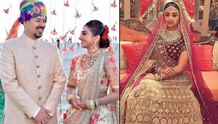 Mohena Kumari Singh Reveals Details About Her Bridal Wear, Honeymoon Plans And Fiance, Suyesh Rawat