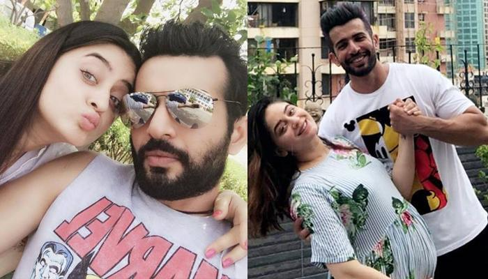 Jay Bhanushali Spends Quality Time With Pregnant Wife, Mahhi Vij, Shares When A Man Becomes A Father