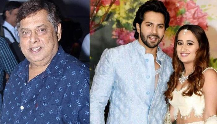 David Dhawan Says Varun Dhawan And Natasha Dalal's Wedding Will Happen 'Dhoom-Dhaam Se'