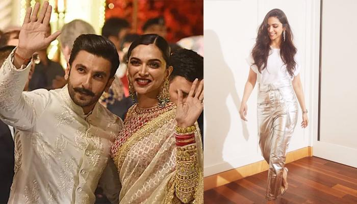 Ranveer Singh Has Taught Deepika Padukone Well On How To Become A Good Sindhi 'Bahu'