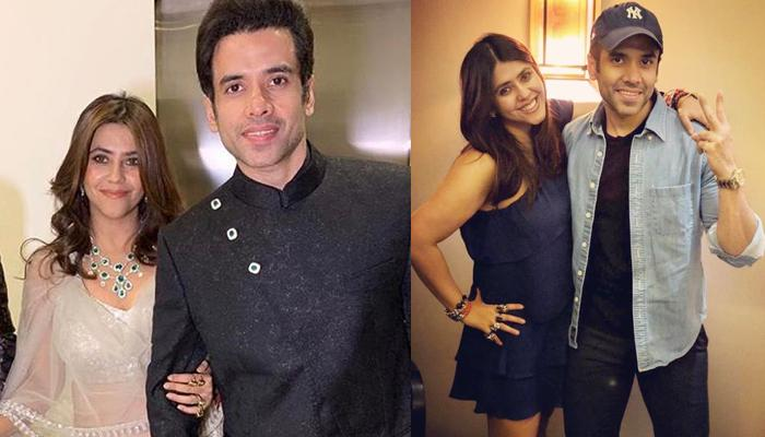 Ekta Kapoor Had Once Called The Police After Tusshar Kapoor Had Punched Her In The Nose