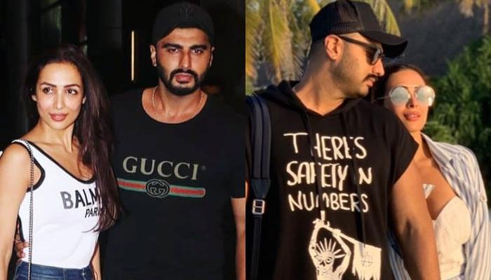 Arjun Kapoor Finally Debuts On Malaika Arora's Instagram, Shares A Cute Birthday Wish For Him