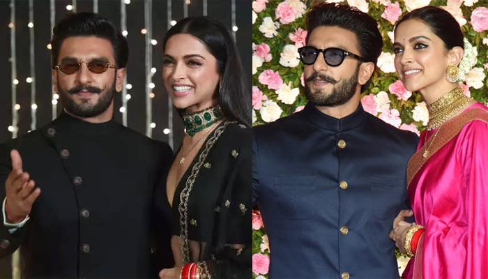 Deepika Padukone Asks A Media Person, 'Aaja Baith Ja', Fans Think It's Ranveer Singh's Influence