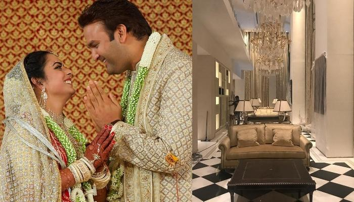 Isha Ambani And Anand Piramal's House, 'Gulita' Is Worth 450 Crores, Interiors Are Breathtaking