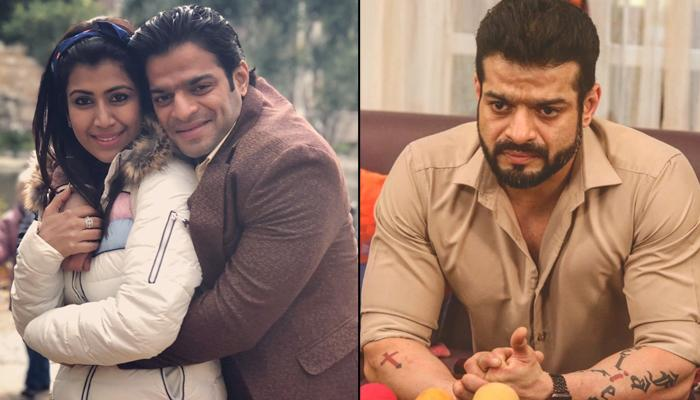 Karan Patel Lashes Out On Anonymous Instagram User For Sending Lewd Messages To Wife Ankita Bhargava