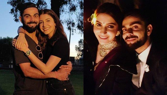Virat Kohli's Adorable Message For Anushka Sharma Proves That He Is Always In Complete Awe Of Her