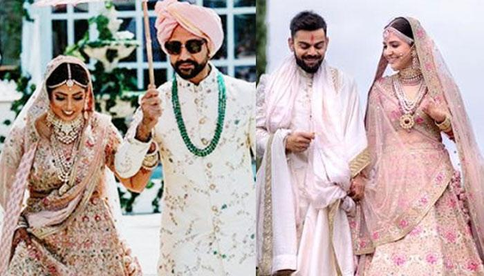 Bride Wore Exactly Same Sabyasachi Lehenga That Anushka Sharma Wore On Her Wedding, Looks Gorgeous