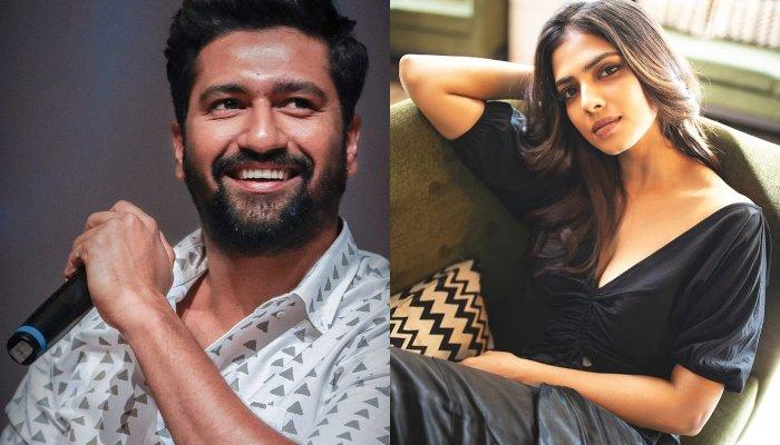 Is Vicky Kaushal Dating 'Beyond The Clouds' Actress And Childhood Friend, Malavika Mohanan?
