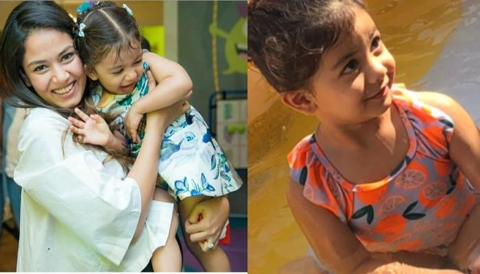 Misha Kapoor Enjoys Pool Party At Her 'Nani' House, Mommy, Mira Kapoor Shares A Cute Picture