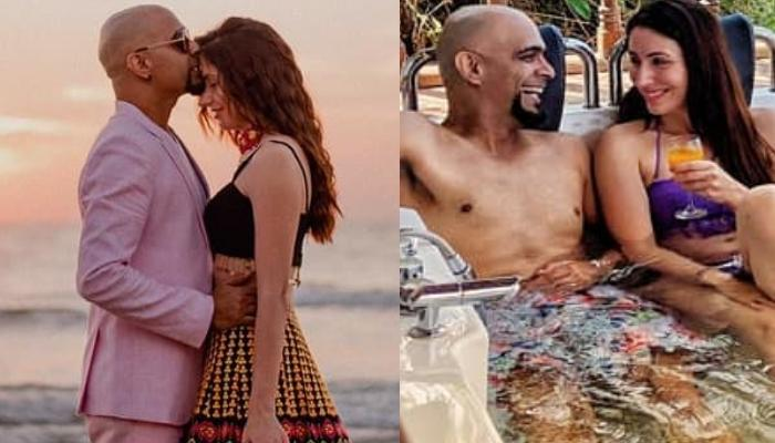 Raghu Ram Pens An Adorable Birthday Wish For 'The Carrier Of His Happiness' Wife, Natalie