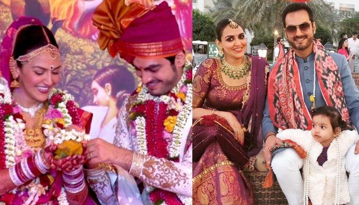 Esha Deol And Bharat Takhtani Celebrate 7th Anniversary, Radhya And Miraya Gift Something Special