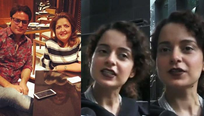 Kangana Ranaut Finally Speaks About Sunaina Roshan Controversy And Helping Her, Video Inside