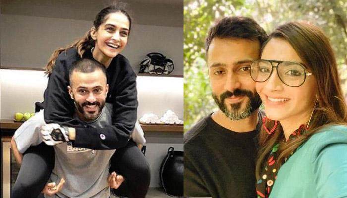 Sonam Kapoor Behaved Like A Teacher When Anand First Texted Her, What Happened Next Was Unexpected