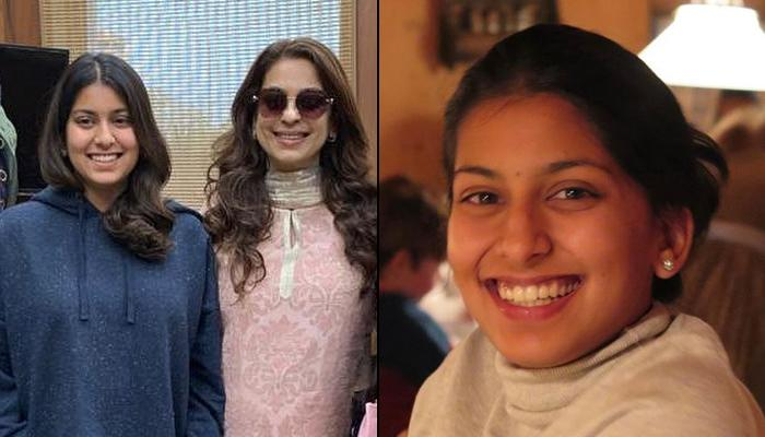 Juhi Chawla Shares 'Happy And Sad' Moment Of Daughter Jahnavi Mehta From Her Farewell Day At School
