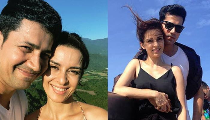 Sumeet Vyas And Ekta Kaul's 'Much-Delayed Honeymoon' Pictures Straight From The Exotic Location