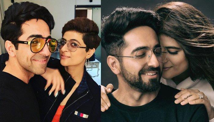 Ayushmann Khurrana's Reaction On Tahira Kashyap's Instagram Post Giving It Back To The Trollers
