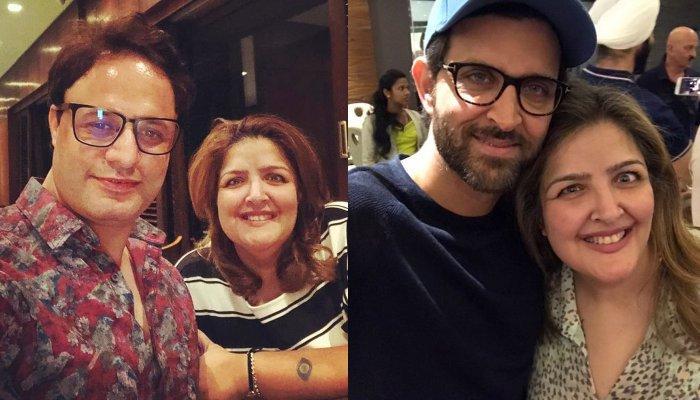 Sunaina Roshan's Rumoured Boyfriend, Ruhail Amin Finally Reveals If He Is Married And Has Children