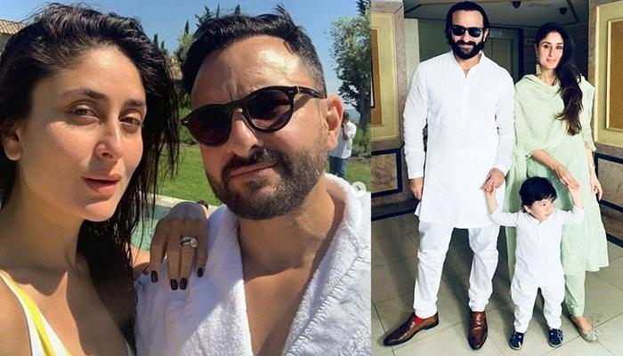 Saif Ali Khan Reveals His And Kareena Kapoor's Secret Behind Balancing Between Work And Family
