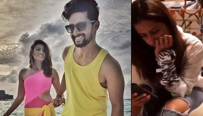 Ravi Dubey And Sargun Mehta Get Stranded At Colombo Airport Due To Mumbai Rains, Unable To Fly Back