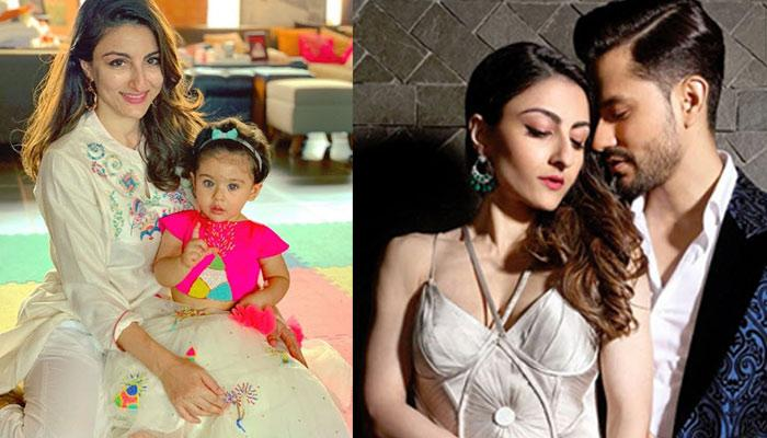Soha Ali Khan Reveals What She Wishes When Inaaya Goes To Sleep, Kunal Talks About Their Marriage