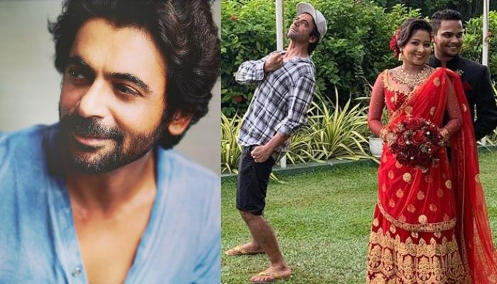 Sunil Grover Photobombs A Couple's 'Shaadi' Shoot And Fans Want Him To Do It At Their Weddings Too