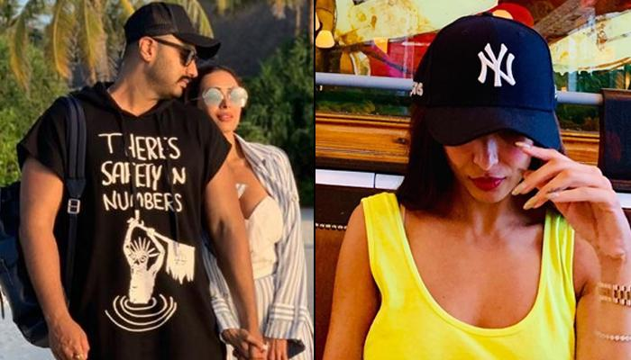 Malaika Arora Takes A Pick From Boyfriend Arjun Kapoor's Closet, Makes Us Wonder Who Wore It Better
