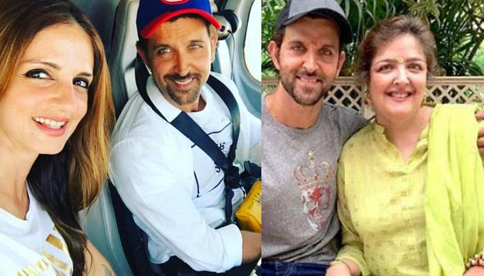 Hrithik Roshan's Diplomatic Answer When Asked About Sussanne's Support For Sister, Sunaina Roshan