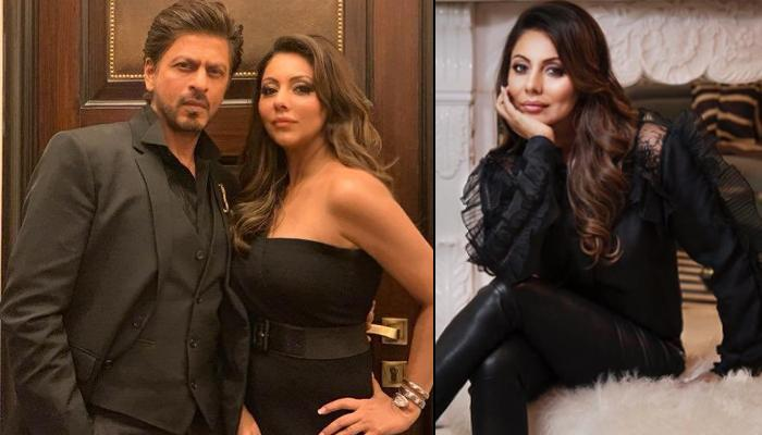 Gauri Khan Reveals The Effects Of Being Superstar Shah Rukh Khan's Wife In Her Professional Domain