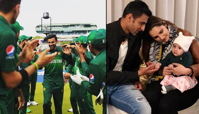 Sania Mirza Posts Proud Note For Shoaib Malik On His Retirement, On Behalf Of Son Izhaan Mirza Malik