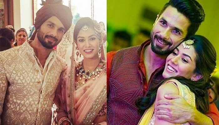 Shahid Kapoor Shares An Unseen Pic Of Mira That He Saved On His Phone On Their 4th Anniversary