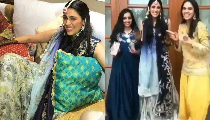 Shloka Mehta's Throwback Boomerang On Her Pre-Engagement Mehendi With BFFs Is So Much Fun
