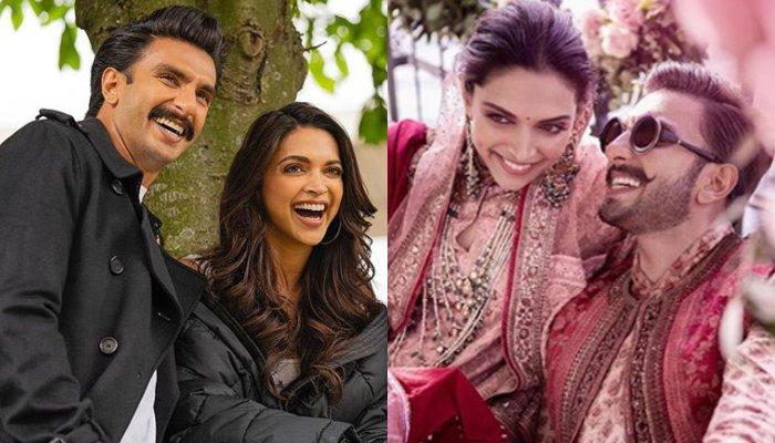 Ranveer Singh Posts A 'High On Cake' Picture Of Wife Deepika Padukone From His Birthday Celebrations