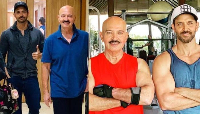 Hrithik Roshan Gives An Honest Update On His Father, Rakesh Roshan's Cancer Battle, Details Inside