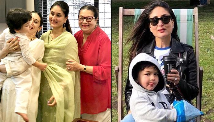 Karisma Kapoor Shares A Sunkissed Family Picture From London, Fans Wonder Where Is Taimur Ali Khan
