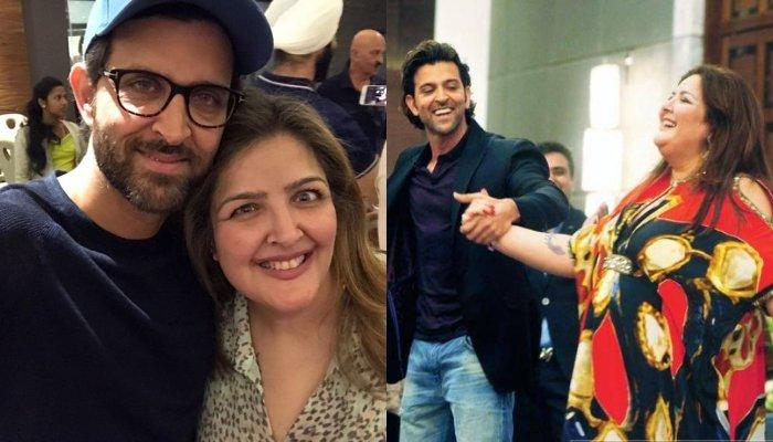Hrithik Roshan Finally Reacts To Sister, Sunaina Roshan's Love Controversy, Says They Are Helpless