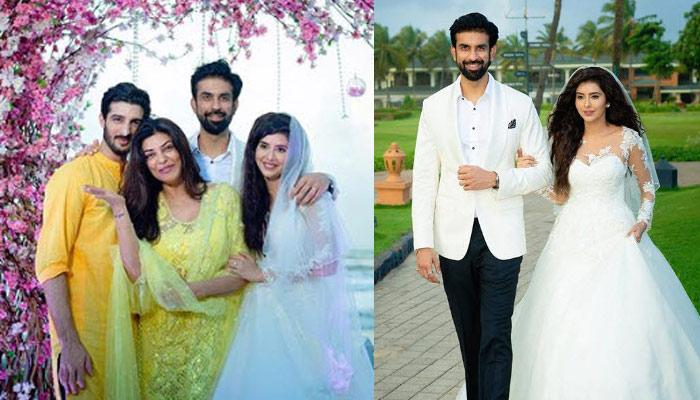 Unseen Pictures Of Charu Asopa And Rajeev Sen From Their Engagement, It Was A Magical Event