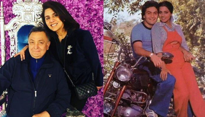 Neetu Kapoor's Mother Used To Send Her Cousin Along On Dinner Dates With Then BF, Rishi Kapoor