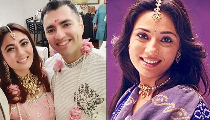 Pooja Ghai Of 'Kyunki Saas Bhi...' Fame Gets Married For Second Time, Her 18 Year-Old Son Attends