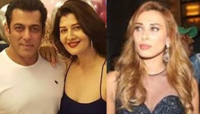 Salman Khan Celebrates Ex-Girlfriend, Sangeeta Bijlani's Birthday With Rumoured GF Iulia Vantur